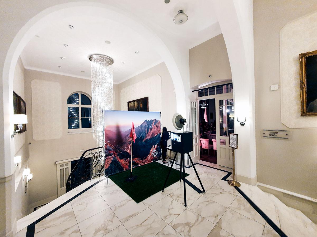 Fotobox firemný večierok Hotel Lomnica Vysoké Tatry - fotokutik.sk