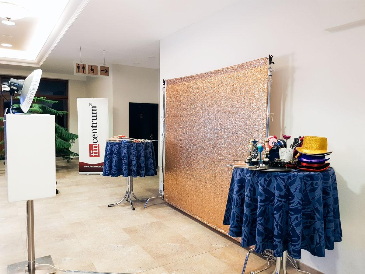 Fotokútik na firemný večierok Hotel Bellevue Vysoké Tatry