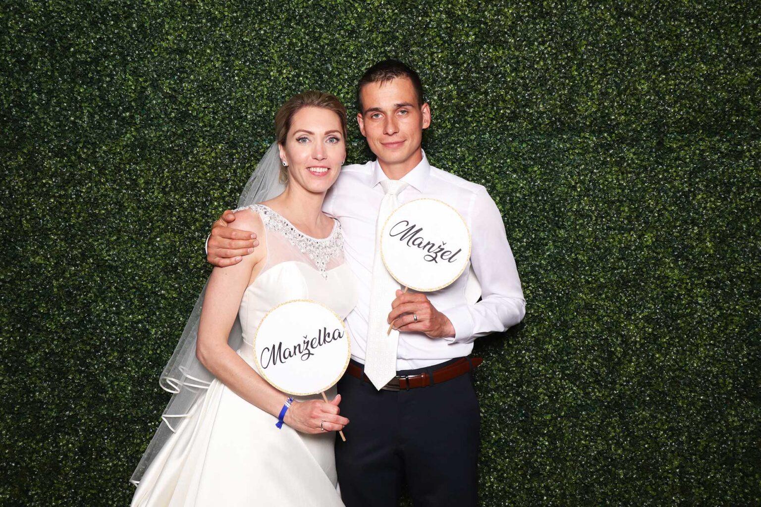 fotopozadie boxwood kruspan fotobudka na svadbu FOTOKÚTIK.sk