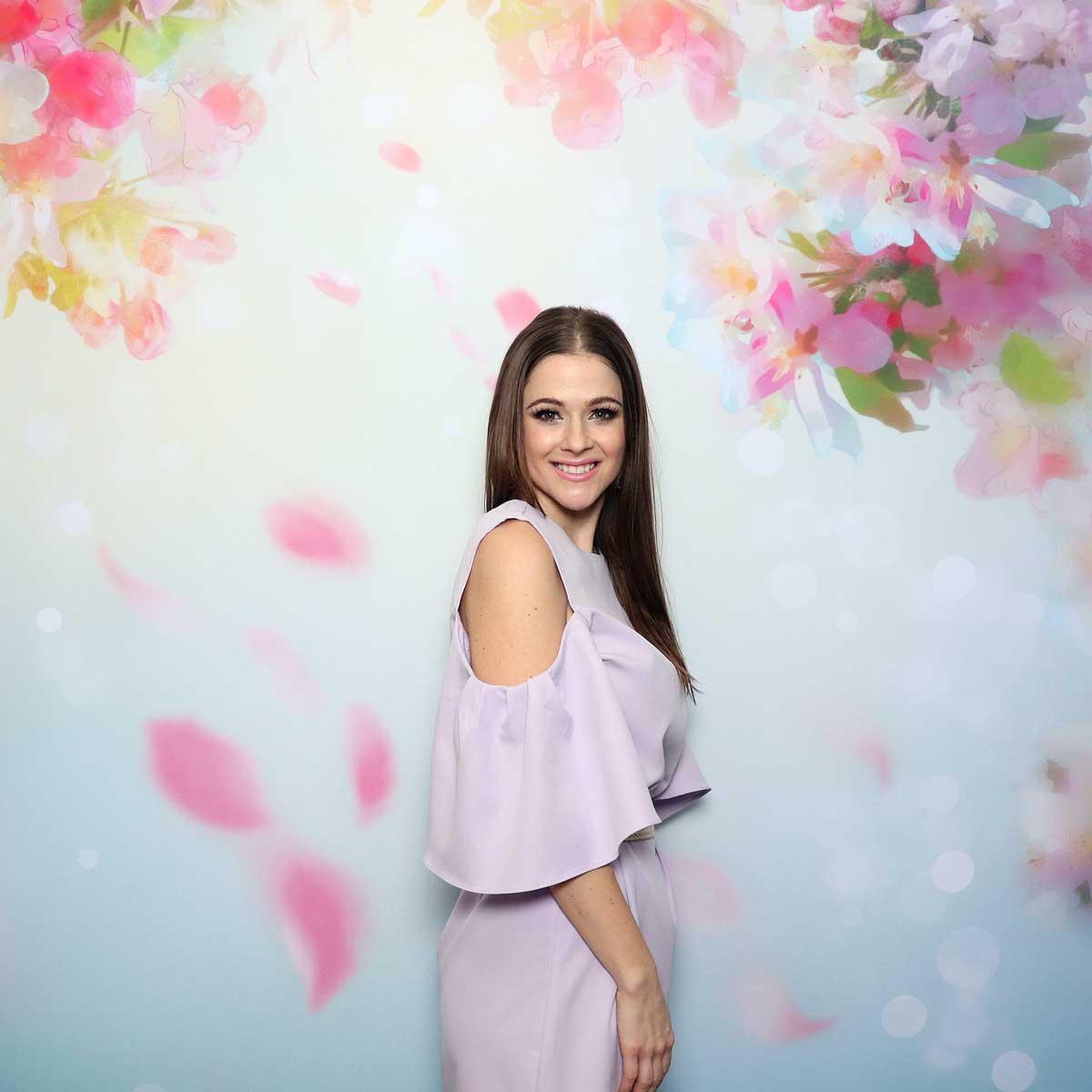 cherry blossom video overlay fotokutik FOTOKÚTIK.sk