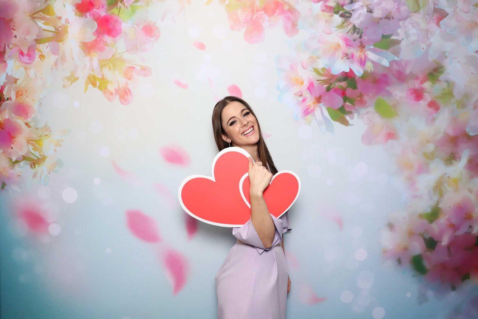 fotostena cherry blossom fotokutik FOTOKÚTIK.sk