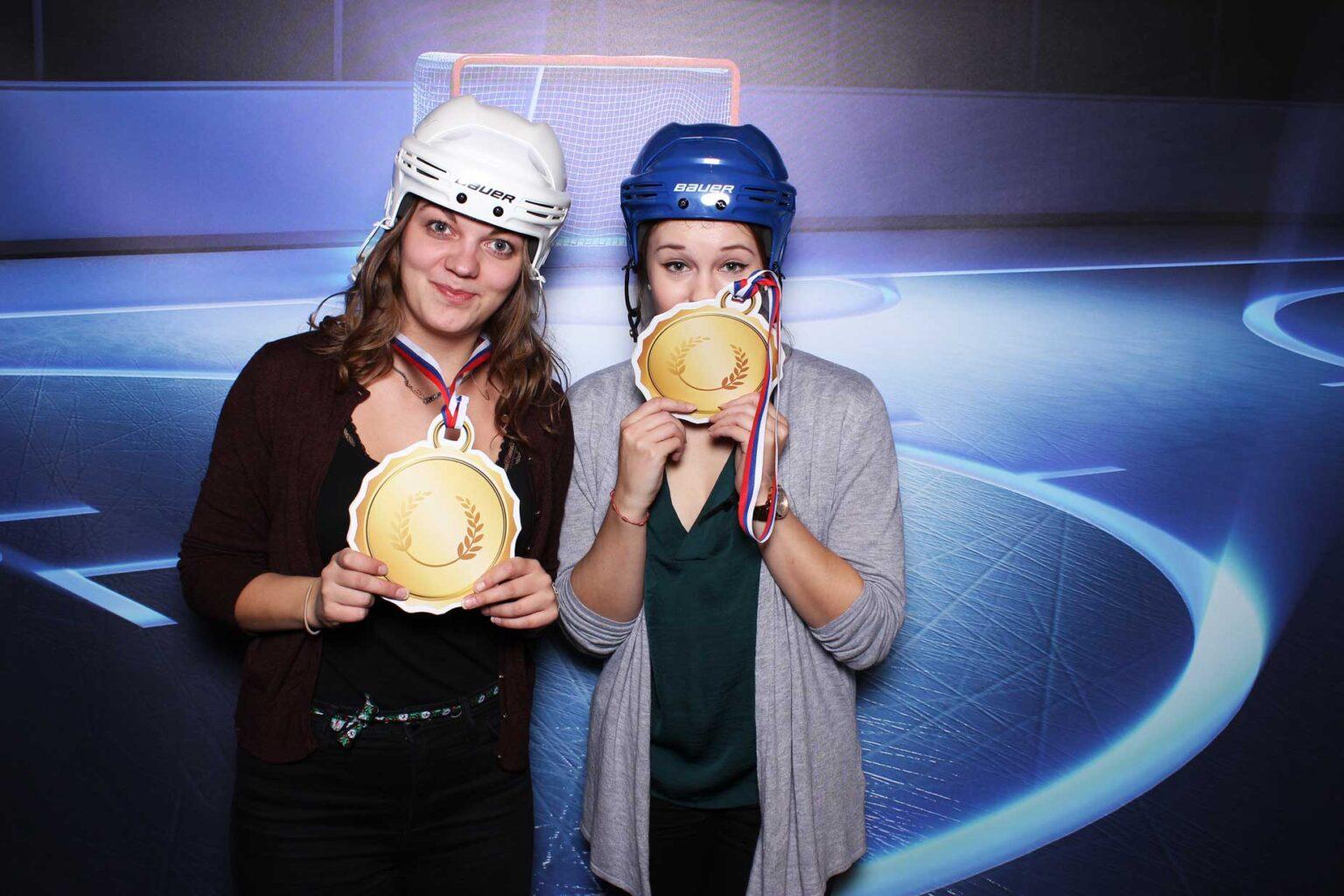 Fotopozadie Hokejová - ice hockey - rekvizity - fotokútik.