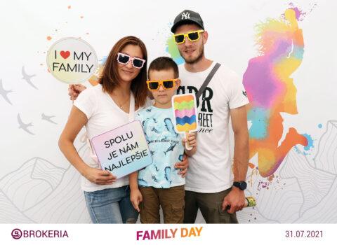 Family day Fotokútik firemný event Hotel Mních Bobrovec Liptov.