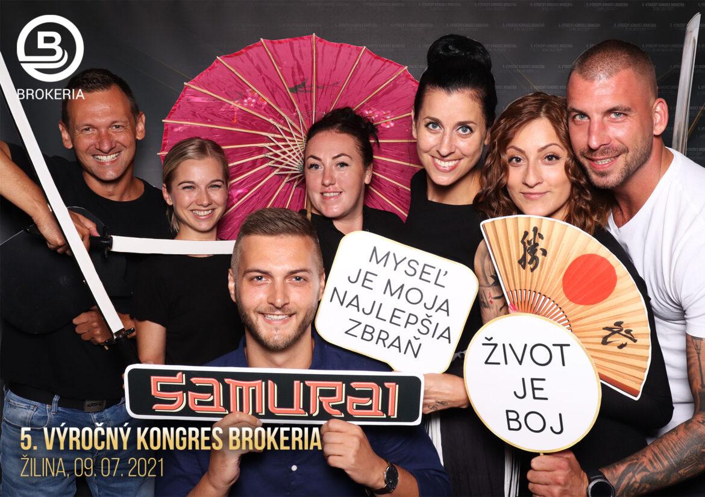 Firemný event - kongres Event house Žilina - fotokútik