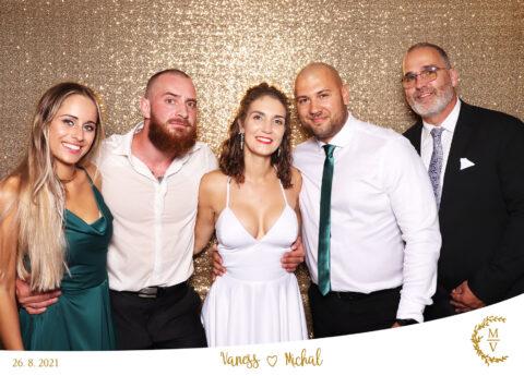 Svadba The Grand Vígľaš - fotokútik Zvolen