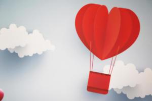 Flying hearts (2)